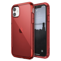 Чехол X-Doria Defense Air для iPhone 11 Красный